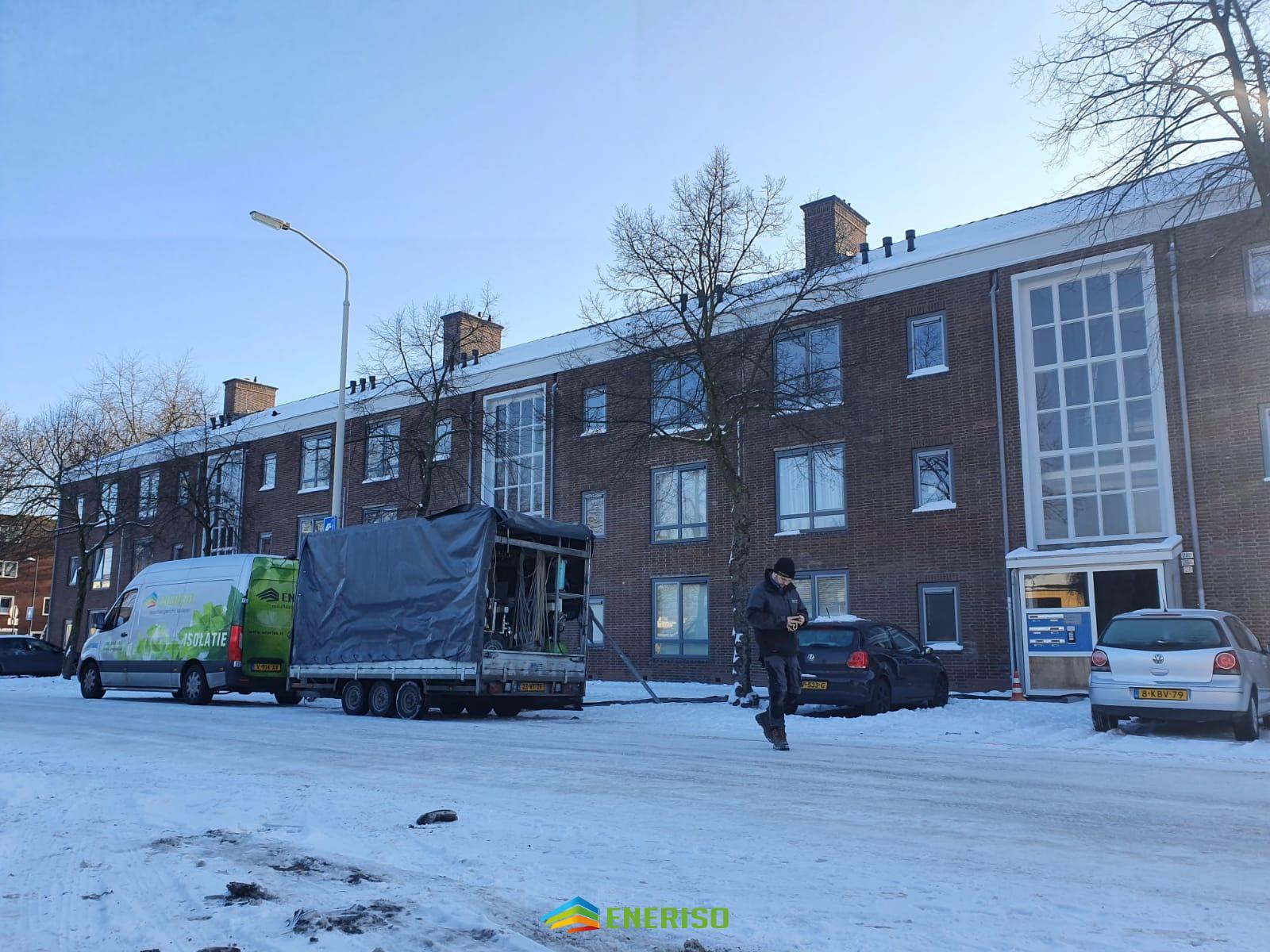 Breda dakisolatie