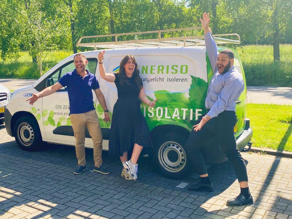 eneriso team isolatie nederland specialist